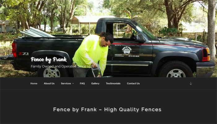 Fence by Frank